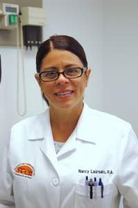 Nancy Laureano in Family Practice